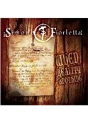 Simone Fiorletta - When Reality Is Nothing (Music CD)
