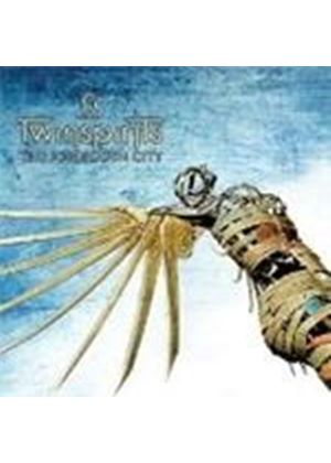Twinspirits - Forbidden City, The (Music CD)