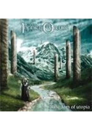 Infinity Overture - Kingdom Of Utopia (Music CD)