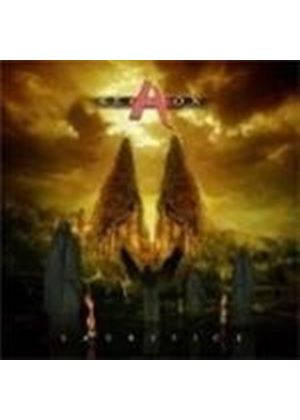 Section A - Sacrifice (Music CD)