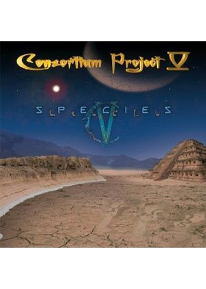 Consortium Project V - Species (Music CD)