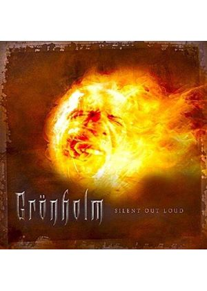 Gronholm - Silent Out Loud (Music CD)