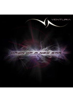Venturia - Dawn of a New Era (Music CD)