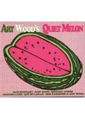 Art Wood's Quiet Melon - Art Wood's Quiet Melon (Music CD)