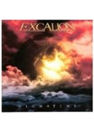Excalion - High Time (Music CD)