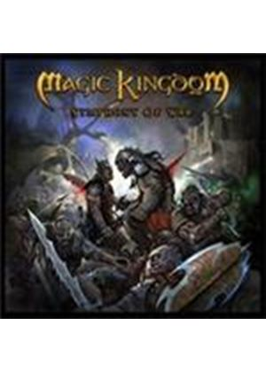 Magic Kingdom - Symphony Of War (Music CD)