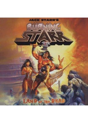 Jack Starr - Land ff the Dead (Music CD)