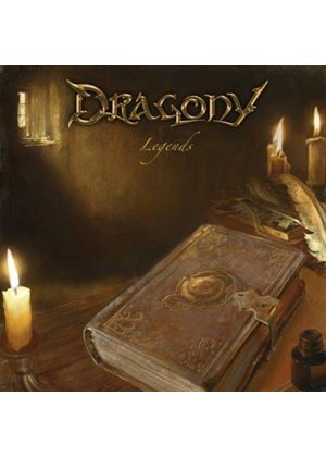 Dragony - Legends (Music CD)