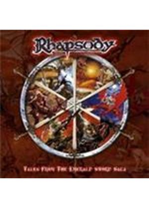 Rhapsody - Tales From The Emerald Sword Saga (Best Of) (Music CD)