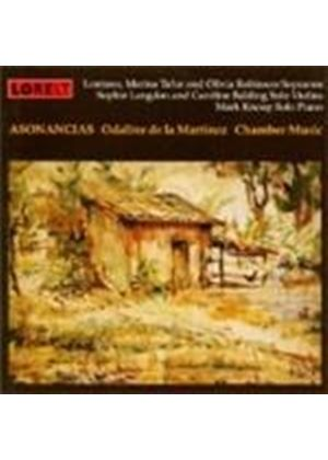 De La Martinez: Asonancias: Chamber Music (Music CD)