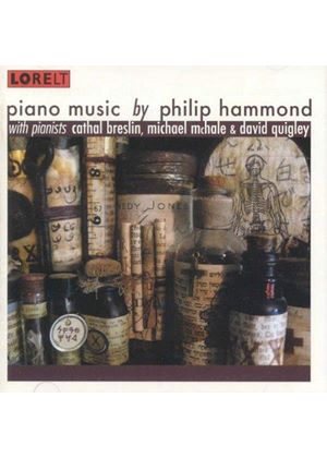 Philip Hammond: Piano Music (Music CD)