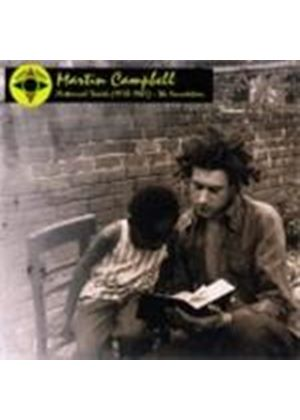 Martin Campbell - Foundation, The (Historical Tracks 1978-1981) (Music CD)