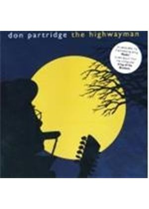 Don Partridge - The Highwayman (Music CD)