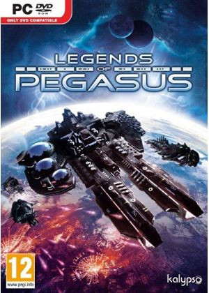 Legends of Pegasus (PC DVD)