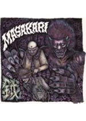Masakari - Prophet Feeds, The (Music CD)