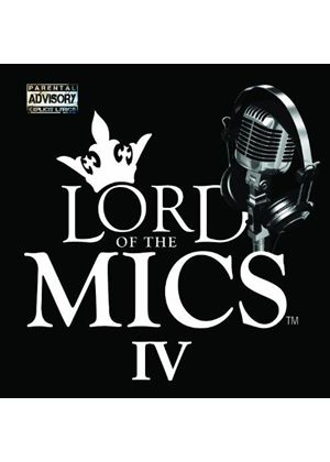Various Artists - Lord of The Mics, Vol. 4 (Music CD)