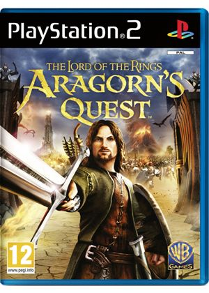 Lord of the Rings - Aragorn's Quest (PS2)