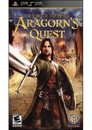 Lord of the Rings - Aragorn's Quest (PSP)