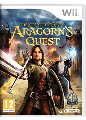 Lord of the Rings - Aragorn's Quest (Wii)