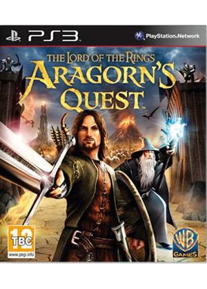 Lord of the Rings - Aragorn's Quest (PS3)