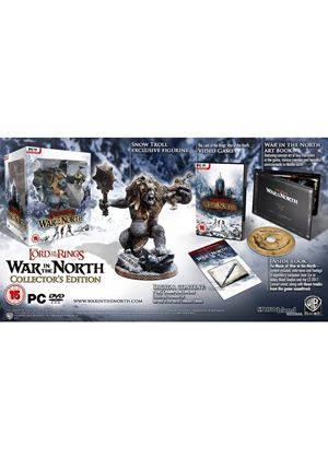 The Lord of the Rings: War in the North - Collector's Edition (PC)