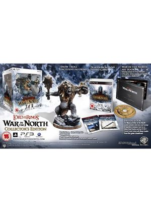 The Lord of the Rings: War in the North - Collector's Edition (PS3)