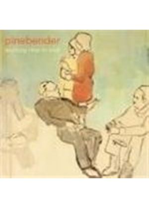 Pinebender - Working Nine To Wolf (Music Cd)