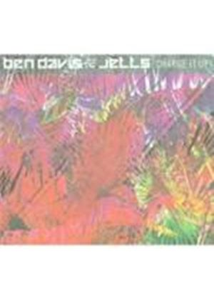 Ben Davis - Charge It Up (Music CD)