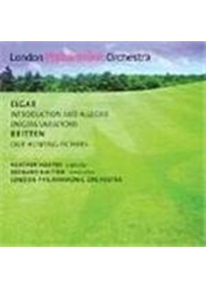 Elgar: Introduction and Allegro; Enigma Variations; Britten: Our Hunting Fathers