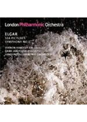 Elgar: Symphony No 1; Sea Pictures (Music CD)