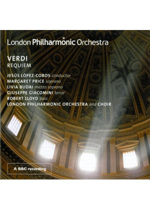 Verdi: Requiem (Music CD)