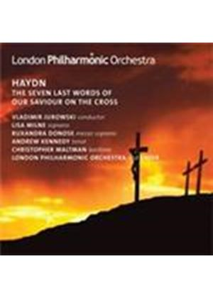 Haydn: Seven Last Words (Music CD)