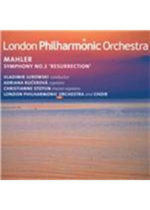 "Mahler: Symphony No. 2 ""Resurrection"" (Music CD)"