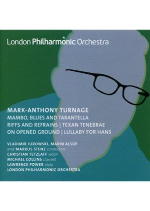 Mark-Anthony Turnage: Orchestral Works, Vol. 3 (Music CD)