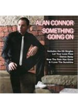 Alan Connor - Something Going On (Music CD)