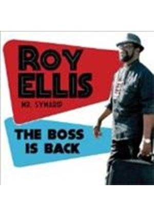 Roy Ellis - Boss Is Back, The (Music CD)