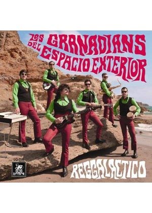 Granadians (Los) - Granadians del Espacio Exterior (Music CD)