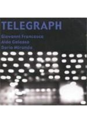 Aldo Galasso - Telegraph (Music CD)