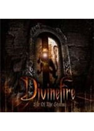 Divinefire - Eye Of The Storm (Music CD)