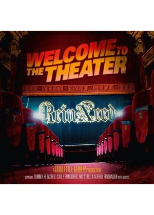 Reinxeed - Welcome To The Theater (Music CD)