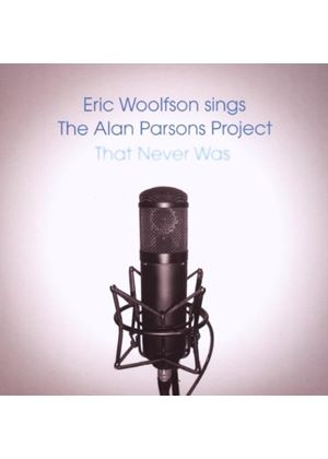 Eric Woolfson - Sings The Alan Parsons Project That Never Was (Music CD)