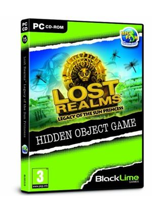 Lost Realms: Legacy of the Sun Princess (PC CD)