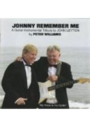 Peter Williams - Johnny Remember Me (Music CD)