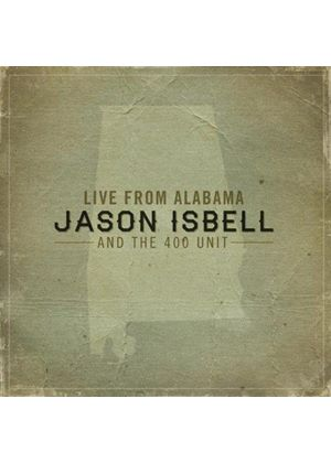Jason Isbell - Live From Alabama (Live Recording) (Music CD)