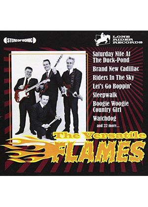 Flames - Versatile Flames, The (Music CD)