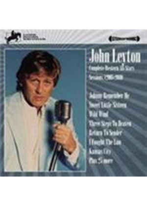 John Leyton - Complete Western All-Star Sessions (Music CD)