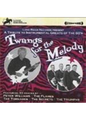 Various Artists - Twangs For The Melody (Music CD)