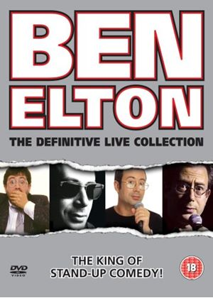 Ben Elton - Definitive Live Collection
