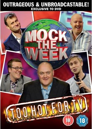 Mock The Week - Unbroadcastable And Best Of Mock The Week