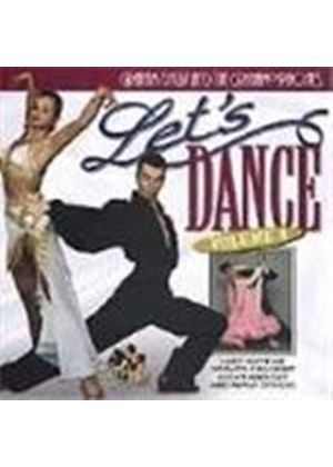 Graham Dalby And The Grahamophones - Let's Dance Vol.4